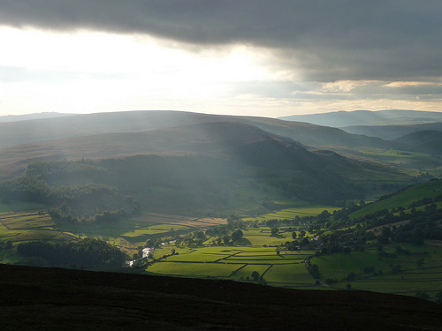 From Simon's Seat