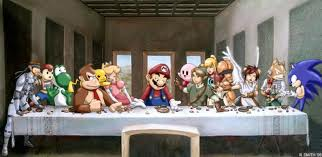 Image result for mario as jesus